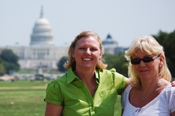 Mom & Me on the Mall